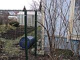 Ворота для Забора из  сетки  3D, фото 5