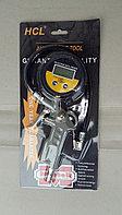 Пистолет для подкачки шин с электронным манометром для легковых авто