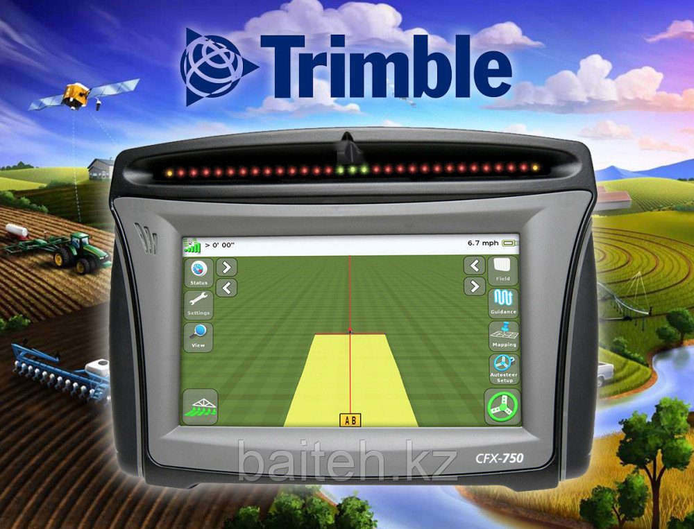 Навигатор Trimble CFX-750