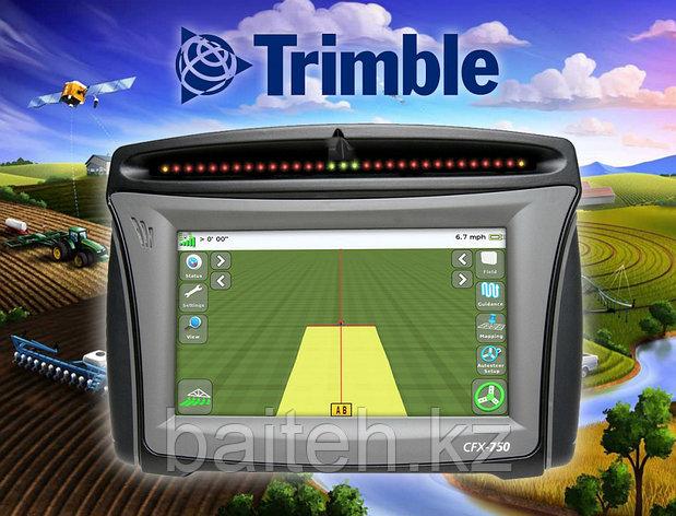 Навигатор Trimble CFX-750, фото 2