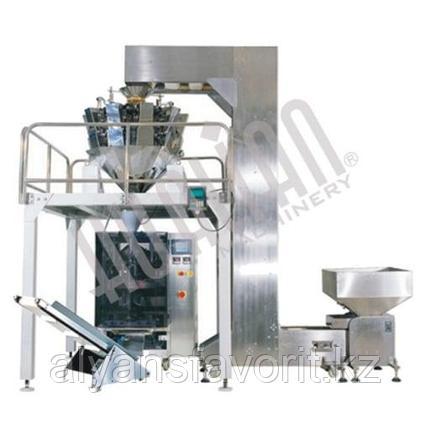 Автоматическая комбинированная линия для взвешивания и упаковки, фото 2