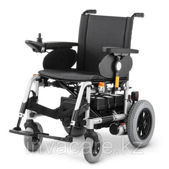 Инвалидная кресло-коляска с электроприводом MEYRA CLOU STANDARD, пробег до 30 км, подъем 12%