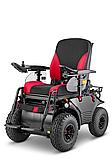 Электрическая инвалидная коляска MEYRA OPTIMUS 2 ELITE повышенной проходимости, 60 км, подъем 18%, фото 2