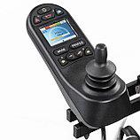 Электрическая инвалидная коляска MEYRA OPTIMUS 2 ELITE повышенной проходимости, 60 км, подъем 18%, фото 4