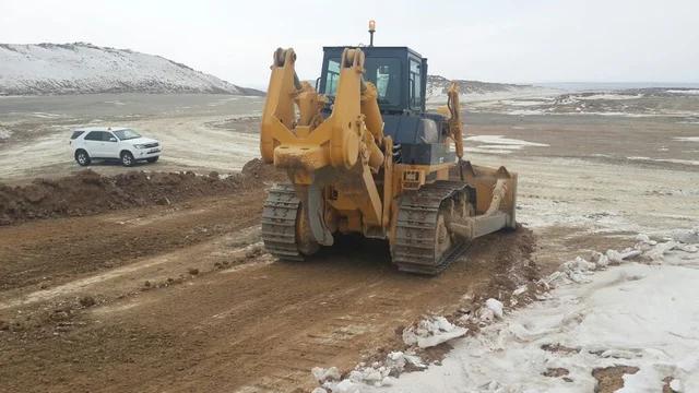 Планировка дороги -1
