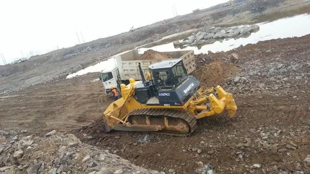 Строительство балхашской ТЭЦ. п. улькен -1