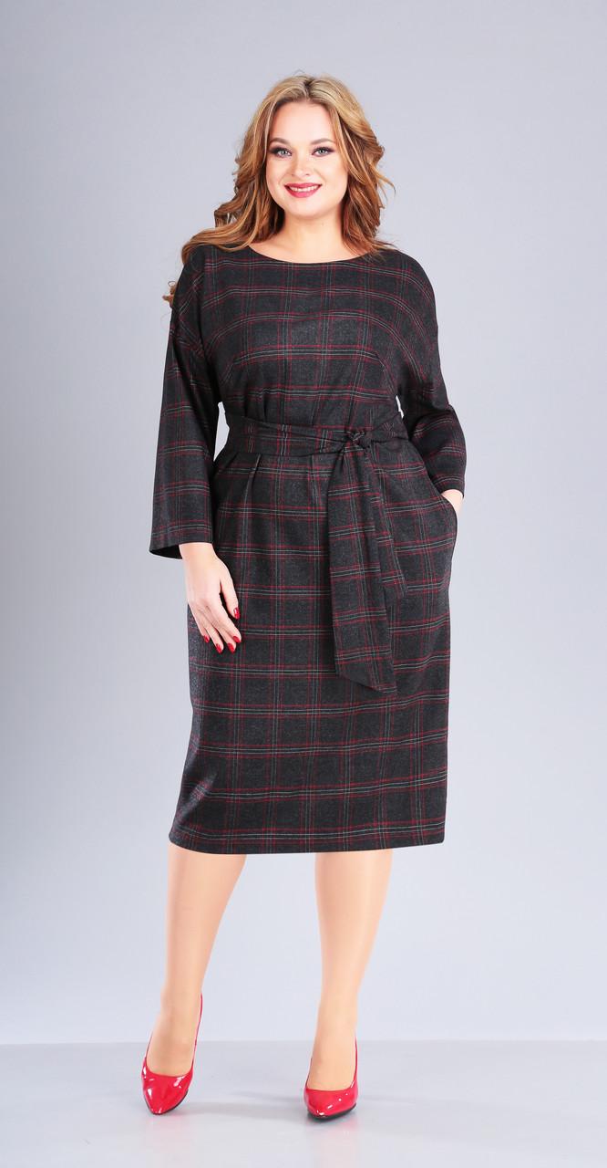 Платье Foxy Fox-181, черный, 54