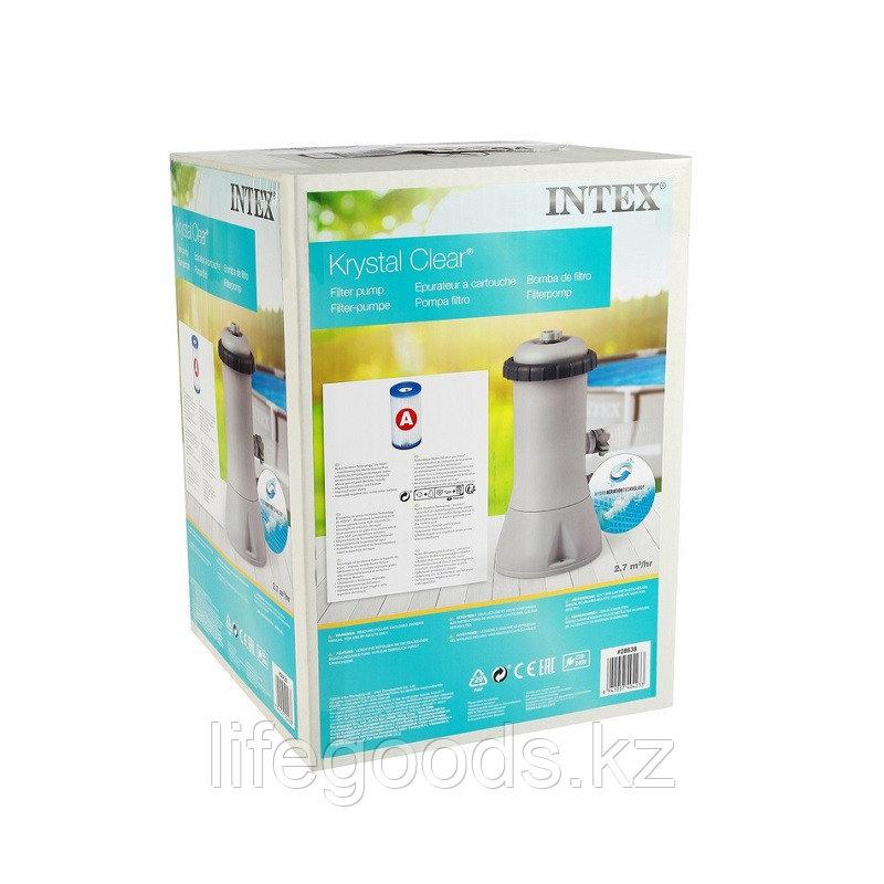 Фильтр - насос для бассейна со скоростью 3785 л/ч, Intex 28638 - фото 9