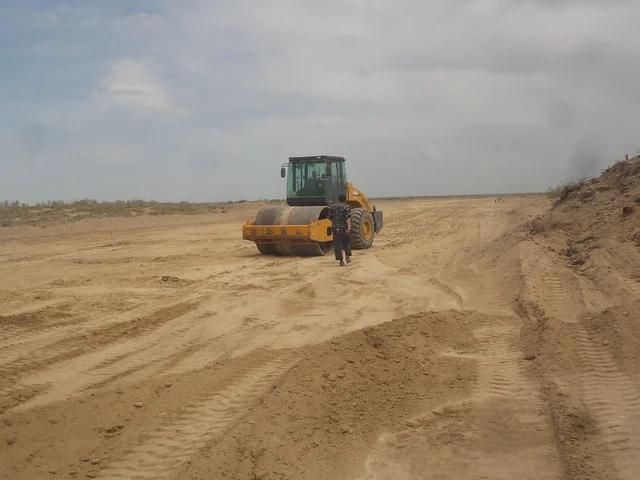 Строительство автодороги Алматы-Хоргос -1