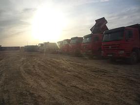 Строительство автодороги Алматы-Хоргос 8