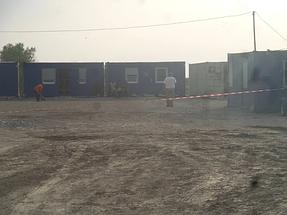 Строительство автодороги Алматы-Хоргос 12