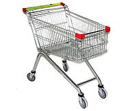 Тележка покупательская для магазина 275 литров арт. TPSE275
