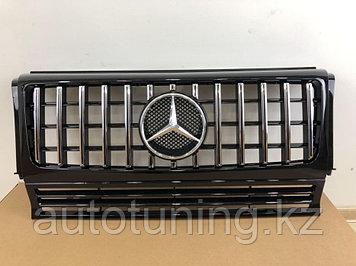 Решетка радиатора GT на Mercedes Benz G-class W463