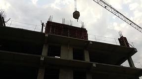 Продажа товарного бетона М350 на проект Жетсуйская-Пастера 2