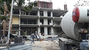 Продажа товарного бетона М350 на проект Жетсуйская-Пастера 4
