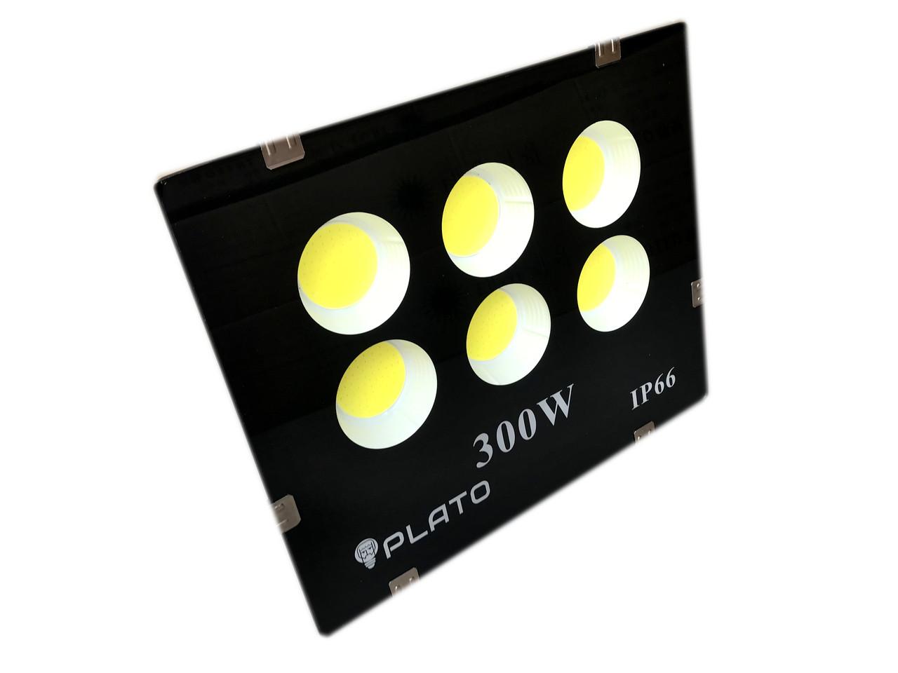 Светодиодный прожектор PLATO 300 W, 6500K