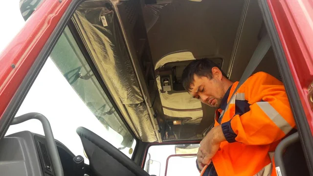 Начало мобилизаций техники проект ТШО МатраГ 2016 -1