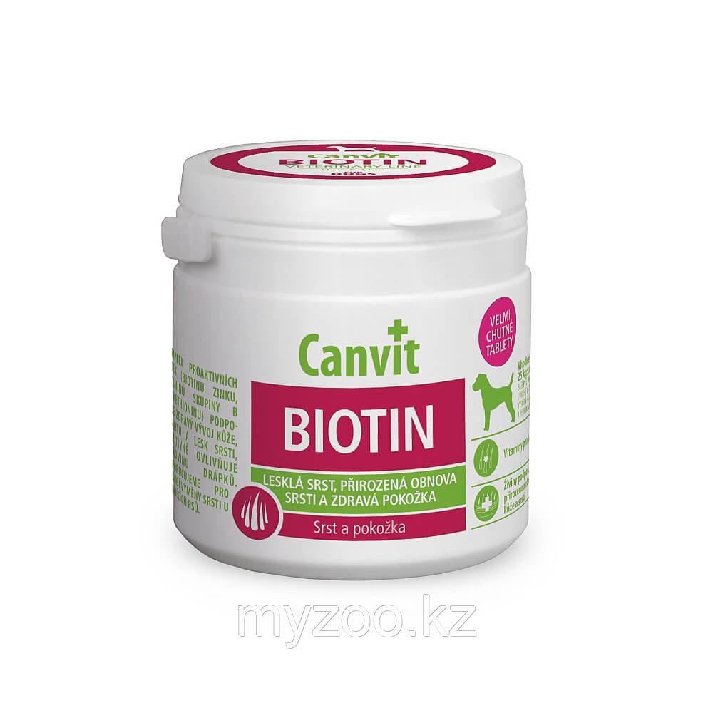 CANVIT Biotin ,Канвит Биотин ,витамины для собак 100гр
