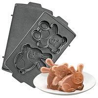 Панель для мультипекаря Redmond RAMB-30 медведь и заяц