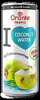 """Кокосовая вода (кокосовый сок) """"Grante """" 100 % ж/б 0,25 л"""