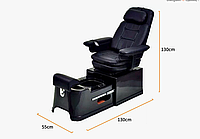 Косметологическое массажное кресло для педикюра