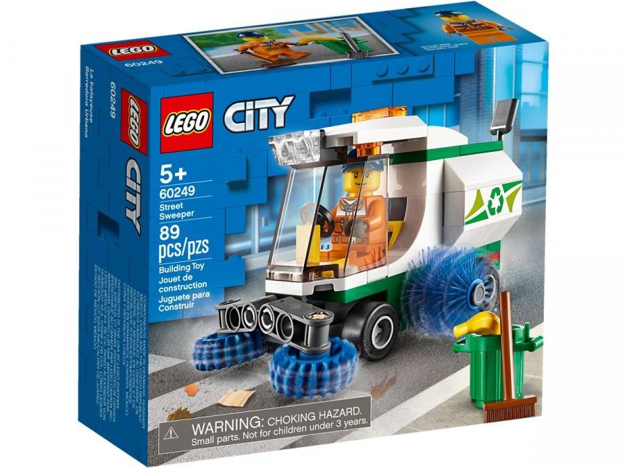 60249 Lego City Машина для очистки улиц, Лего Город Сити