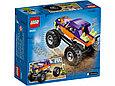 60251 Lego City Монстр-трак, Лего Город Сити, фото 2