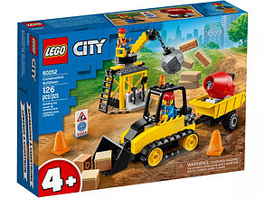 60252 Lego City Строительный бульдозер, Лего Город Сити