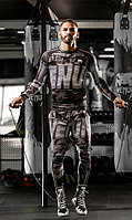 Рашгард с длинным рукавом Venum Tactic 3 в 1 ( комплект верх + низ + шорты )