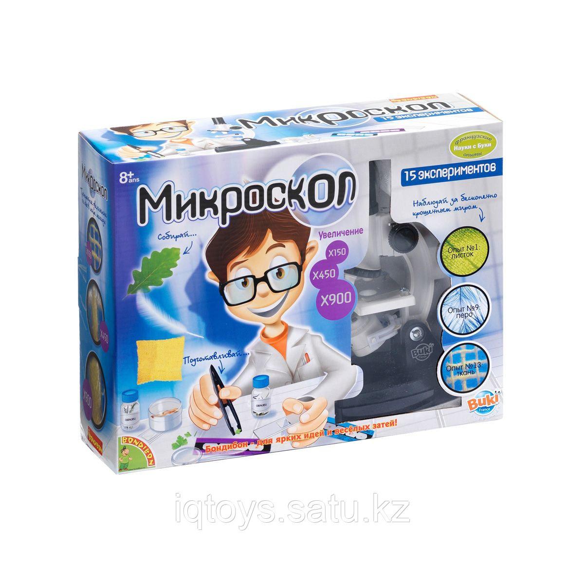 Настольная игра Микроскоп Бондибон (Bondibon)