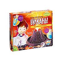 Настольная игра Наука о вулканах Бондибон (Bondibon)