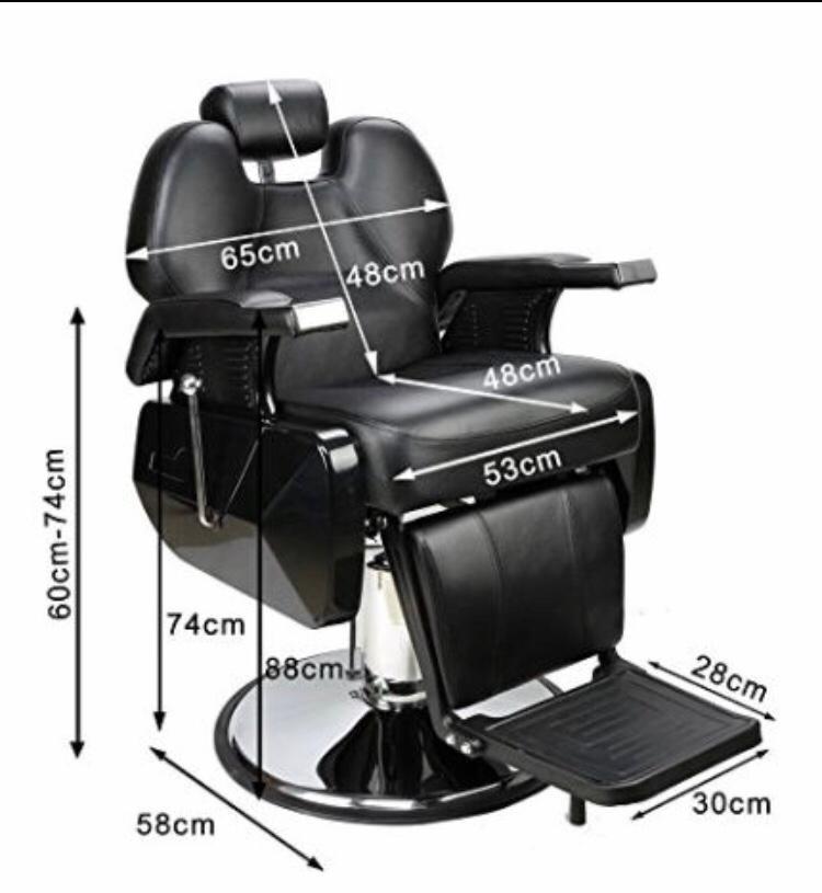 Кресло парикмахерское мужское