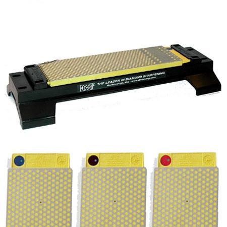 Брусок абр, алм, 250*100мм, 1200/600грит (X-Fine/Fine), на подставке