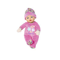 Zapf Creation Baby born for babies 827-413 Бэби Борн Кукла мягкая с твердой головой, 30 см, фото 1