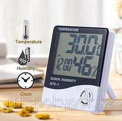 Цифровой гигрометр/термометр/часы