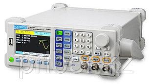 Двухканальный DDS функциональный генератор сигналов произвольной формы MATRIX MFG-2125  (25 МГц)