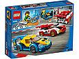 60256 Lego City Гоночные автомобили, Лего Город Сити, фото 2