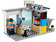 60257 Lego City Станция технического обслуживания, Лего Город Сити, фото 5