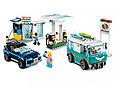 60257 Lego City Станция технического обслуживания, Лего Город Сити, фото 3