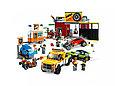 60258 Lego City Тюнинг-мастерская, Лего Город Сити, фото 3