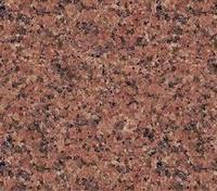 Гранит красный крупнозернистый Жельтай 11 плитка 600х220х20мм