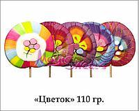 "Леденец на палочке ""Цветочек"" 110 гр., фото 1"