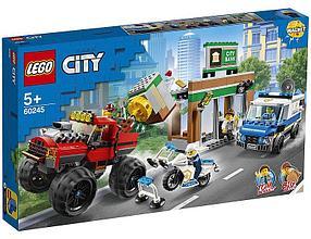 60245 Lego City Ограбление полицейского монстр-трака, Лего Город Сити