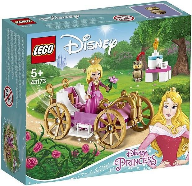 43173 Lego Disney Princess Королевская карета Авроры, Лего Принцессы Дисней