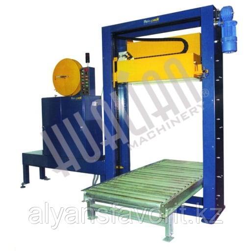 Автомат для обвязки паллет лентой KZDT-100200