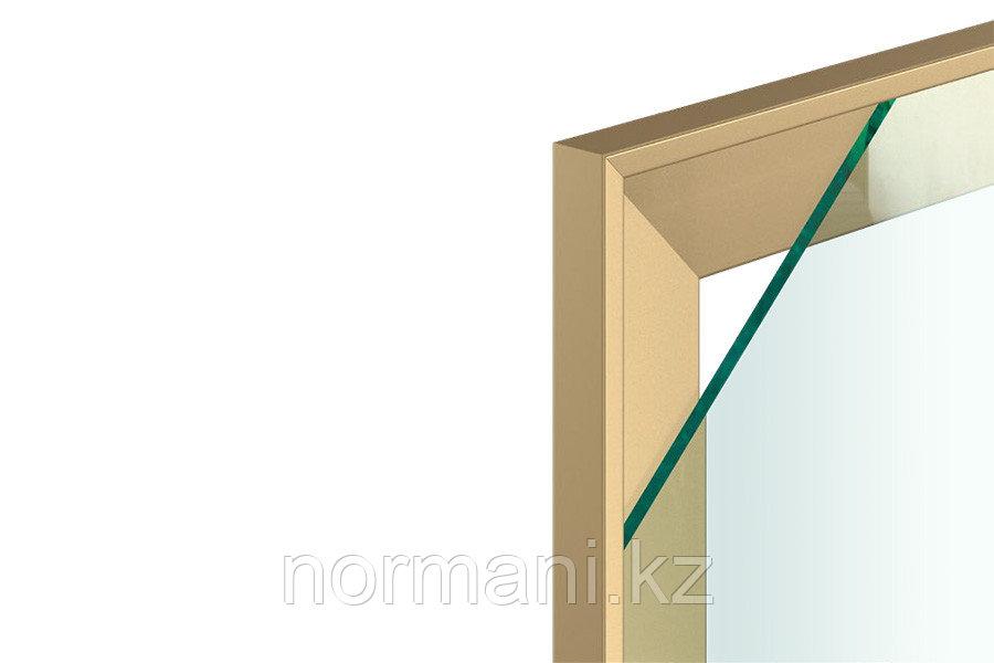 Профиль рамочный FP.02, L=3000мм, отделка золото
