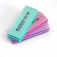 Баф прямоугольный мини Monami 100/180грит в ассортименте