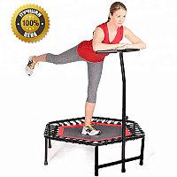 Батут для фитнеса Get Jump Red диаметром 120 см, фото 1