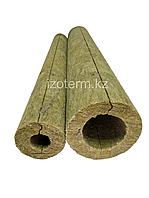 Цилиндры и полуцилиндры IZOTERM из минеральной ваты без покрытия