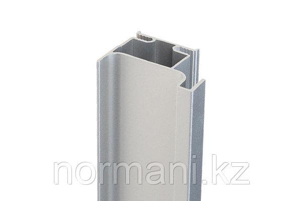 Gola Профиль вертикальный боковой, для 16мм ДСП, L=4500мм отделка алюминий анодированный